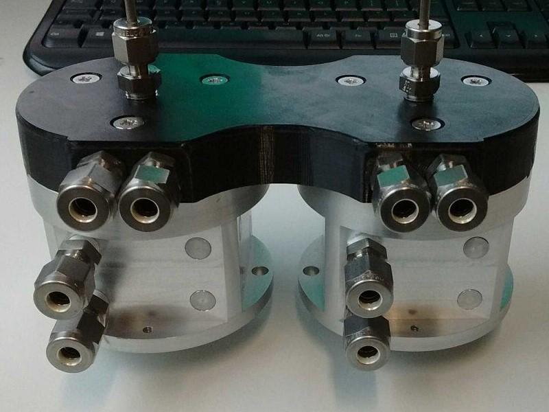 chameleon manifold 3dprinting